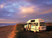 Travel New Zealand at your own pace - New Zealand campervan hire