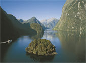 Doubtful Sound New Zealand Fiordland