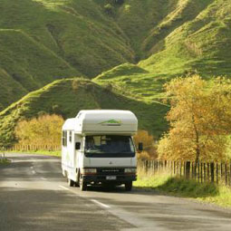 Motorhome Hire in New Zealand Self Drive holidays