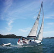 Sailing in Hawkes Bay