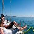 Sailing in the Marlborough Sounds
