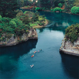 New Zealand small group tours