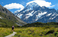 Hooker Valley Track, Mount Cook