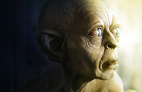 Smeagol from Lord of the Rings